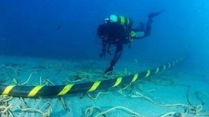 Latin America to Asia submarine cable