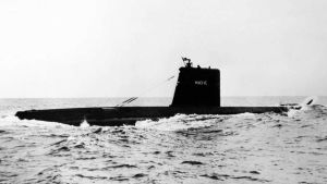 Minerve submarine