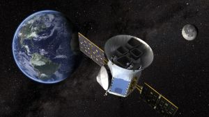 NASA's TESS satellite