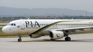 Pakistan airline