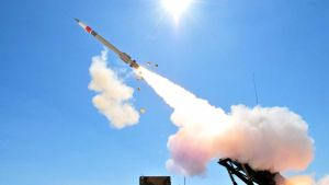 Patriot Advanced Capability 3 Missiles