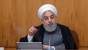 President Hassan Rouhani of Iran