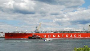 Sonatrach tanker
