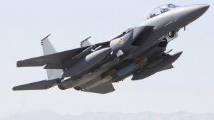South Korea fighter jet
