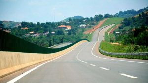 Uganda expressway