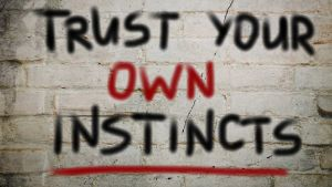 How to trust your gut