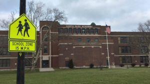 Buffalo school zone