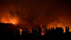 Dhaka fire