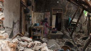 Earthquake Banten