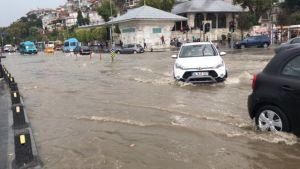 Flood in Istanbul