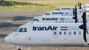 Iran aircraft
