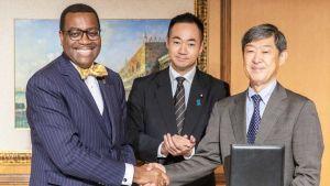 Japan and AfDB