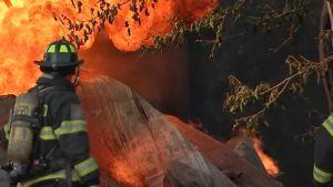 MPG Industries fire