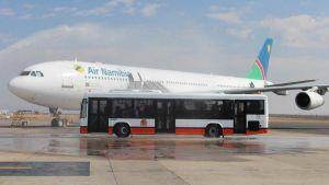 Namibia international airport