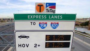 North Tarrant Express Texas