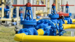 Ukrainian gas transportation system