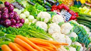 Vegetables in India