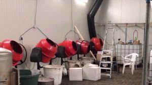 Biggest cocaine lab