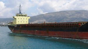 Chemicals cargo ships