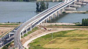 Danube Bridge Vidin