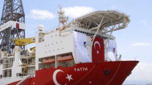Drilling ship Fatih