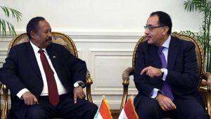 Egypt, Sudan