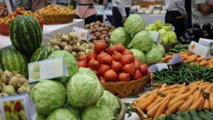 Eurasia food market