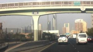 Kuwait road