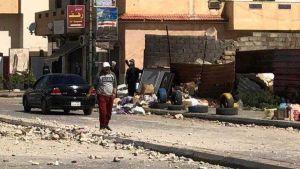 Libya street