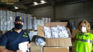 Mask shipment