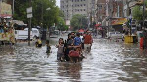 Pakistan monsoon