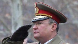Romanian Defense Minister Nicolae Ciuca