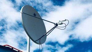 Samoa television antenna