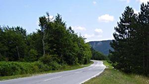Serbia road