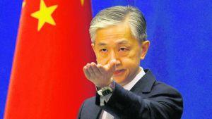 Spokesman Wang Wenbin