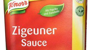 Zigeuner sauce
