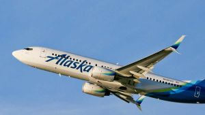 Alaska Airlines Airbus