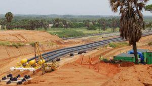 Angola land
