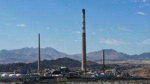 Asarco plant in Arizona