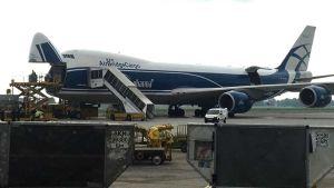 Austria air cargo