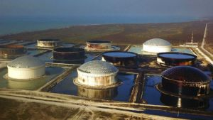 Bahamas oil spill