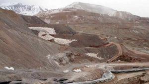 Barrick mine