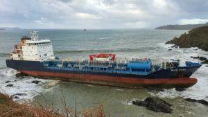 Blue Star tanker ship