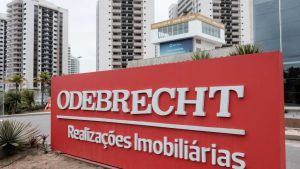 Brazilian company Odebrecht was sanctioned