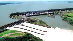 Brazilian dam