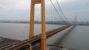 Bridge in Wuhan
