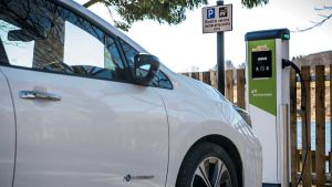 Britain electric vehicle charging infrastructure