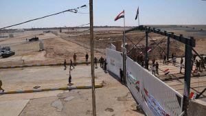 Bukamal-Qaim border crossing