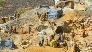Burkina Faso mine