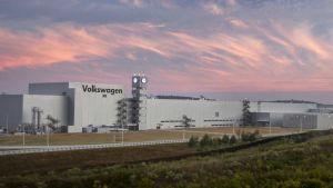 Chattanooga site Volkswagen